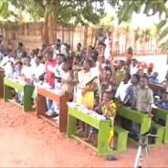 Togo Christian Mission School Donations from Johnson University