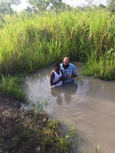 modibu baptism